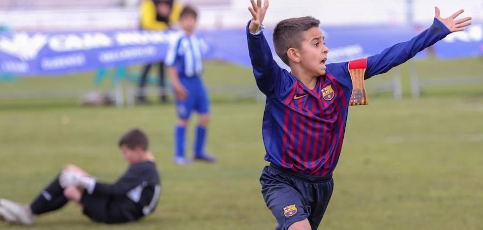 Barça-Celta y Real Madrid-Villarreal, semifinales de la Iscar Cup