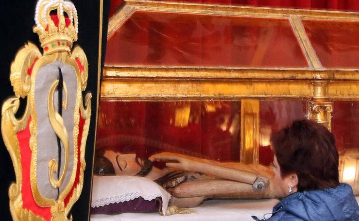 El Cristo de los Gascones no saldrá el Viernes Santo