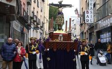 San Marcos, Nueva Segovia y Gascones suspenden los traslados en este Viernes Santo