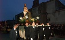 Procesión del Silencio el Jueves Santo en Olmedo