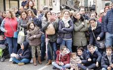 Público en la Procesión General de Valladolid (3/3)