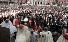Sermón de las Siete Palabras en Valladolid