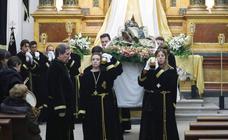 La procesión del 'Verum Corpus' de Valladolid, suspendida por la lluvia