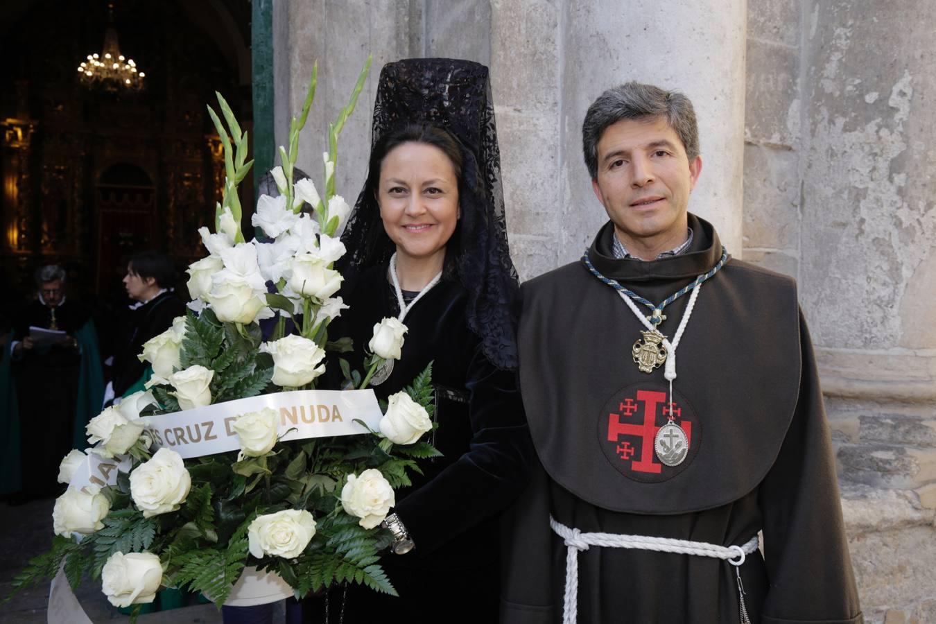 Ofrecimiento de los Dolores de Valladolid a la Santísima Virgen (2/2)