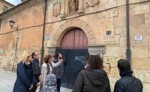 Unidas Podemos lamenta el «mal estado de conservación» de algunos bienes patrimoniales de la ciudad