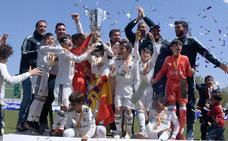 El Real Madrid se impone en la IX IscarCup