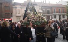 Procesión General del Viernes Santo en Íscar