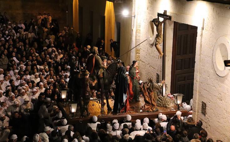 Procesión del Dolor y La Soledad en Medina de Rioseco