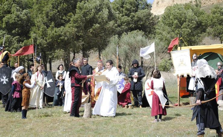 Conmemoración del 825 aniversario del Tratado de Tordehumos (1/2)