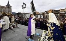 El Espinar y San Rafael celebran la procesión del Encuentro