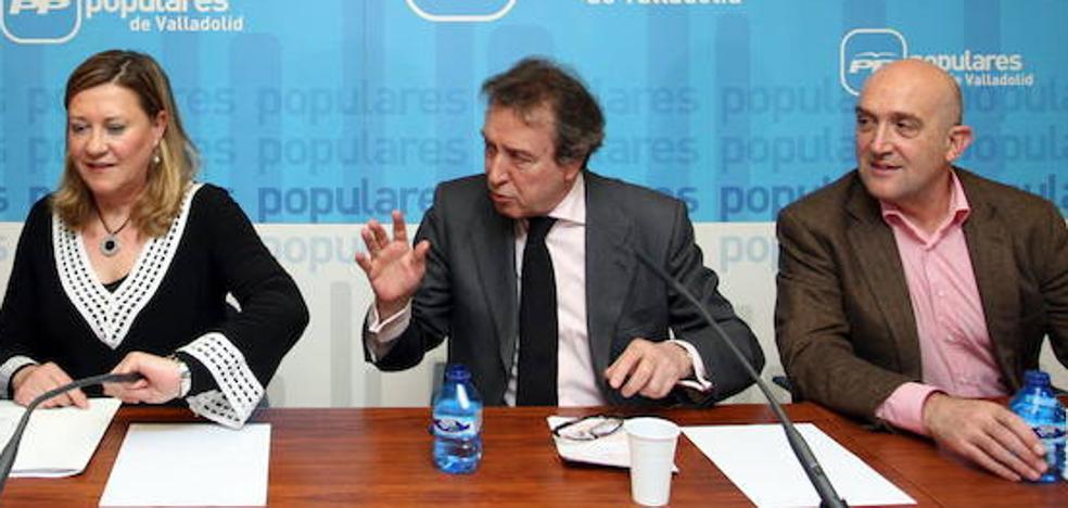 La lista del PP al Ayuntamiento de Valladolid hace estallar la de las Cortes