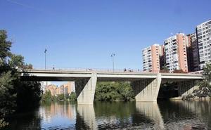 El hombre que murió ahogado en el Pisuerga era un paciente del Río Hortega