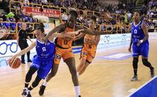 Cómoda victorial del CB Avenida ante el Valencia Basket (1/2)
