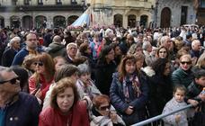 Procesión del Encuentro en Segovia
