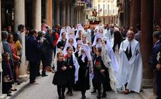 Procesión de Cristo Resucitado y el Santo Encuentro en Medina de Rioseco