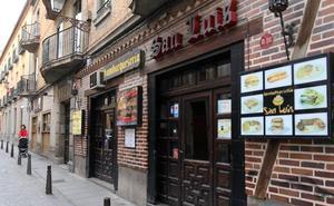 Detenido por presuntas amenazas con un cuchillo al camarero de un local de la 'calle de los bares'