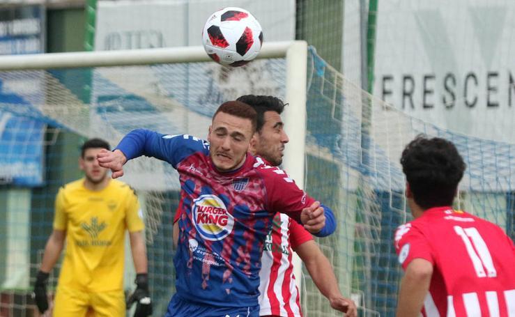 Victoria de la Gimnástica Segoviana ante el Tordesillas con tres goles de Agus Alonso (3-0)