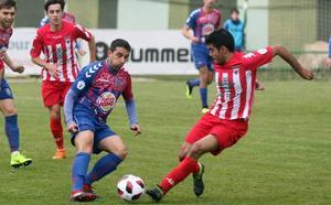 Agus Alonso mantiene a la Segoviana en la pelea