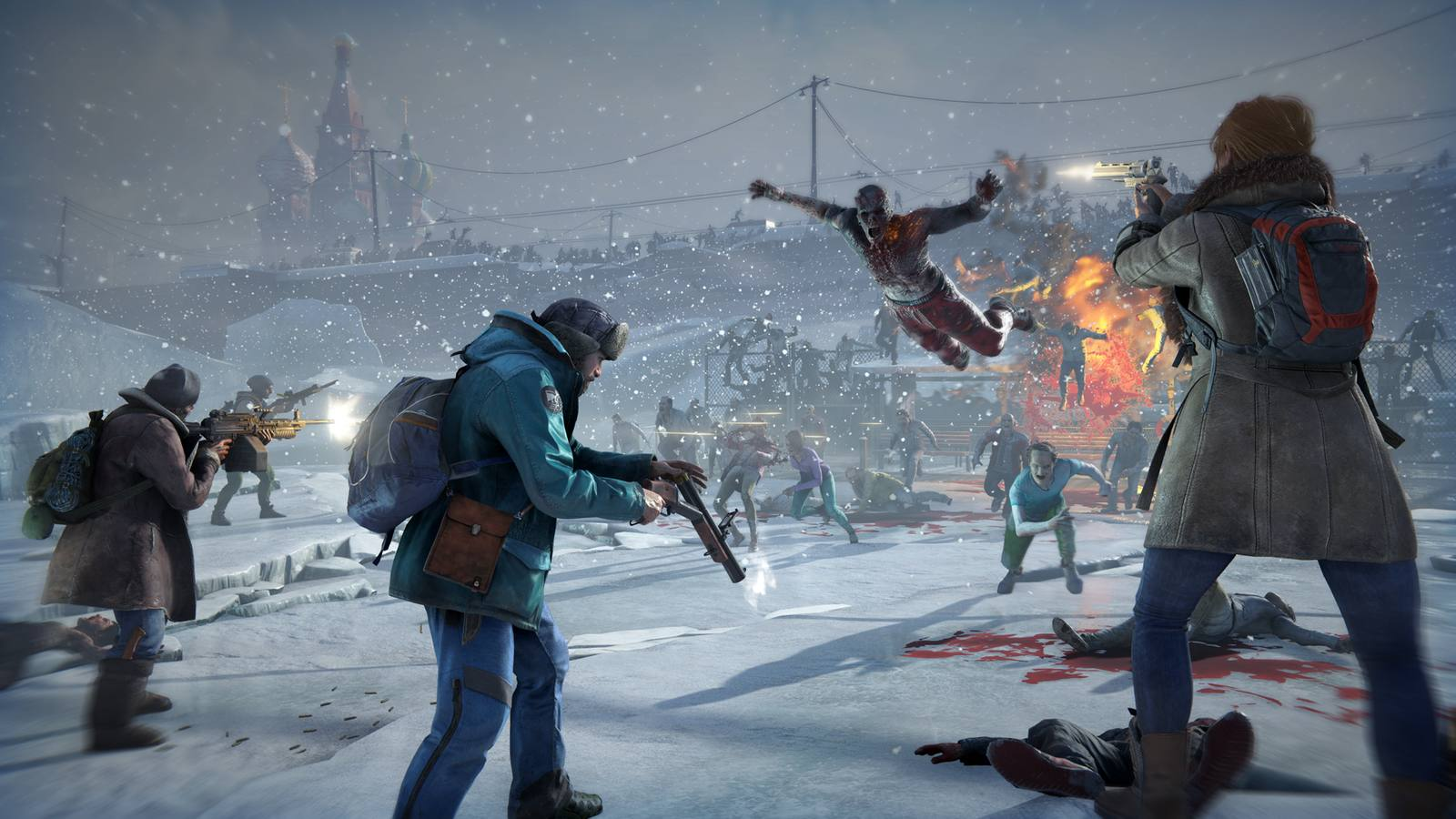 Zona Gamer: Cooperación ante la muerte