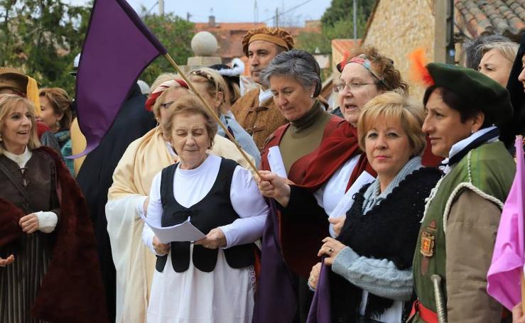 Actos organizados en Morille para celebrar el Día de los Comuneros