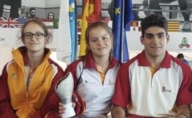 El Club Halterofilia Salamanca acude con tres halteras al Nacional júnior