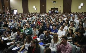 La USAL mantiene su atractivo y cuenta con estudiantes de todas las provincias españolas