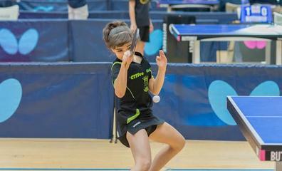 Ángela Rodríguez, campeona de España