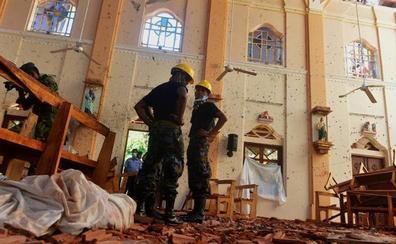 Sri Lanka apunta al yihadismo global