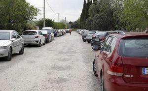 Denuncian a un joven por romper el retrovisor de un coche aparcado en la Dársena de Palencia