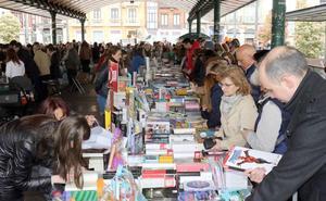El Día del Libro 'cataloga' a los lectores de Valladolid