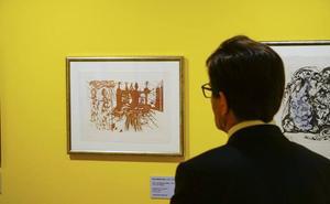 El arte de Picasso, Miró y Dalí dispara las visitas a la Casa Lis en Semana Santa