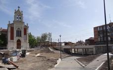 El Ayuntamiento de Valladolid reclama a la empresa la apertura del paso inferior de Rafael Cano en ocho días