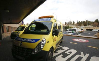 Cuatro heridos en dos accidentes en la A-66, en Mozárbez y Buenavista