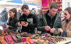 Treinta y tres expositores mostrarán la tradición y la innovación de la artesanía