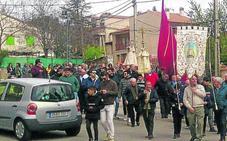 Casla cierra los actos religiosos y culturales de la Semana Santa