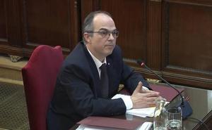 La Junta Electoral Central autoriza a que Turull sea entrevistado por una televisión
