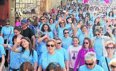 La Marcha de Mujeres convocará el 5 de mayo a 3.500 participantes