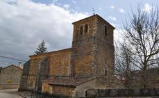 El dinero de tres pensionistas permite rehabilitar una iglesia de la Montaña Palentina