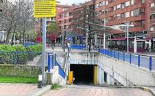 El Ayuntamiento prevé abrir el aparcamiento de José Zorrilla a mediados de mayo