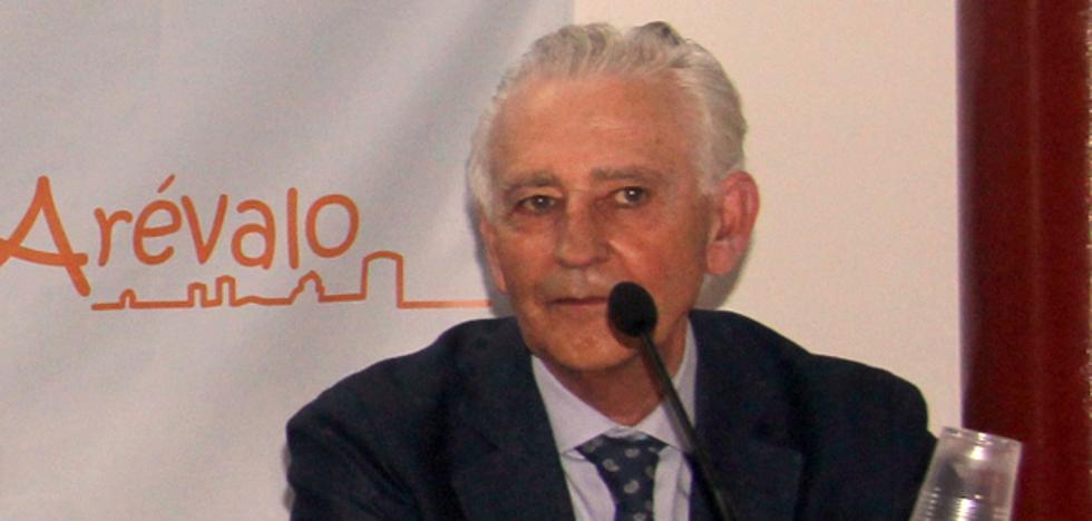 Martín Perrino encabeza la candidatura de VOX a las municipales en Arévalo