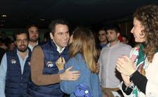 García Egea no aclara el futuro de Carnero en la Diputación y asegura que hay que ir «partido a partido»