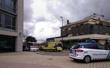 Una parafina de uso médico causó el incendio en una vivienda de la calle Somosierra de Valladolid