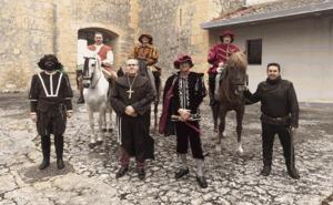 Torrelobatón recrea la despedida al ejército comunero camino de Villalar