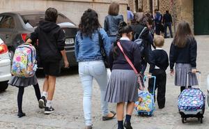 El curso 2019-2020 empezará el 9 de septiembre en Castilla y León y concluirá el 30 de junio