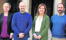 IU presenta al Ayuntamiento un equipo «diverso» y «equilibrado»