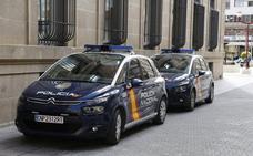 Ingresa en prisión el hombre que trató de agredir con un cuchillo a la Policía en Palencia