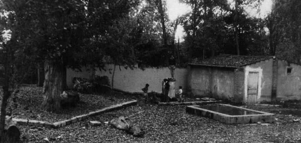 La memoria orgullosa de un lavadero de Valladolid