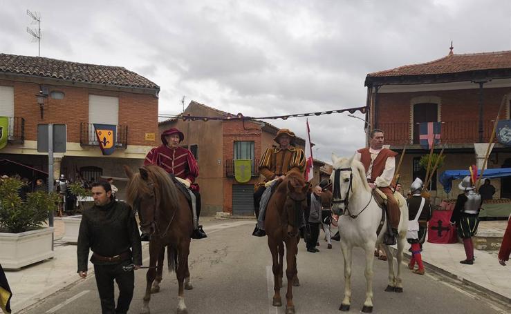 Mercado Comunero en Torrelobatón