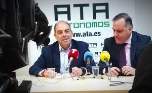 ATA rechaza que los autónomos deban cotizar por sus ingresos reales «de forma obligatoria»