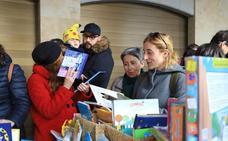 Éxito del Día del Libro, tanto en ventas como en público participante